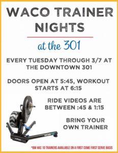 Waco Trainer Nights